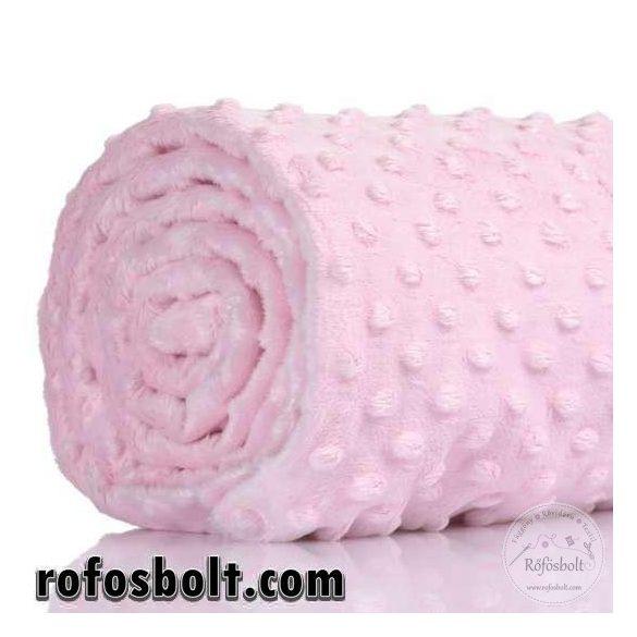 Premium Minky: Rózsaszín (blushing bride) ME2251