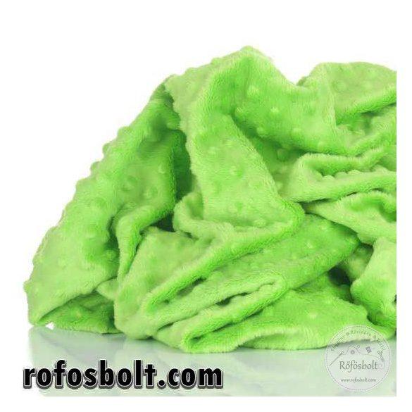 Premium Minky: Jasmine zöld (ME2254)