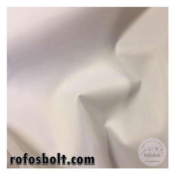 Fehér UV-álló és vízlepergető napernyő vászon anyag (ME2341)
