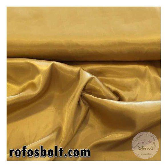 Aranysárga elasztikus szatén (ME2393)