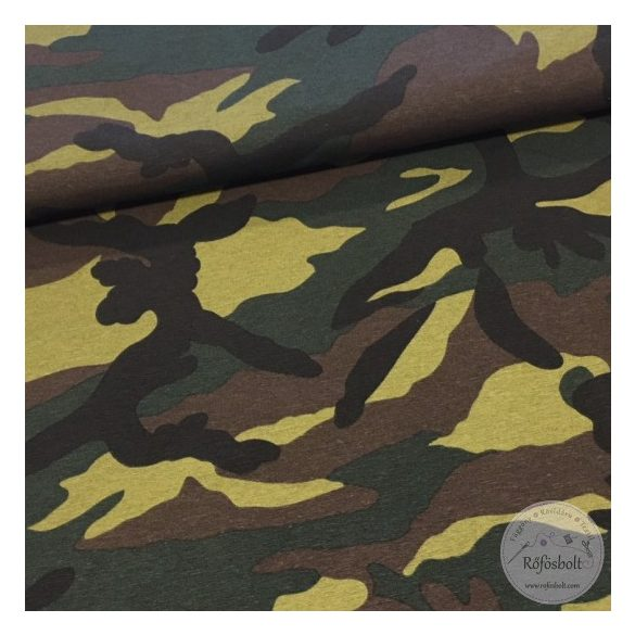 Terepmintás dekortextil (ME2407)