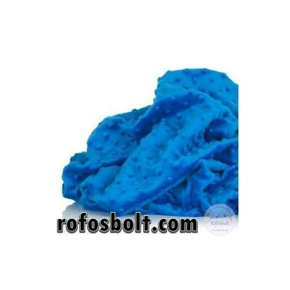 Premium Minky: Victoria kék (ME2415)