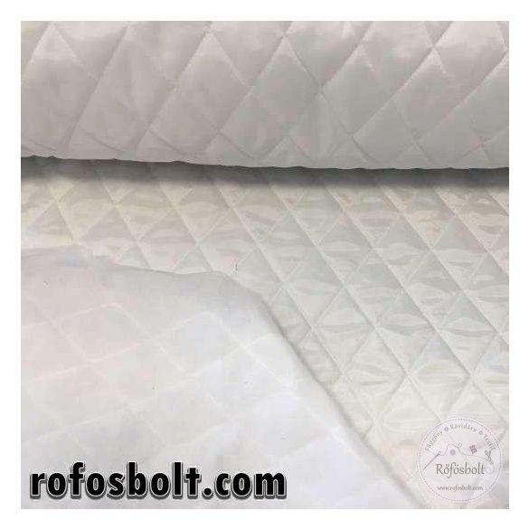 Fehér steppelt kabátbélés (ME2655)
