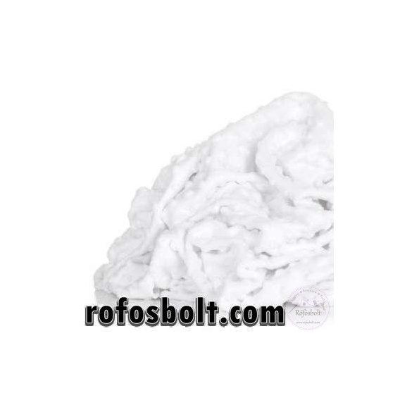 EGYBEN KÉRHETŐ 1,35m Premium Minky: fehér (ME2664pr)