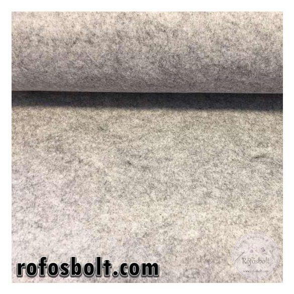 Polyfilc: világosabb melíros szürke (50) (ME2734)