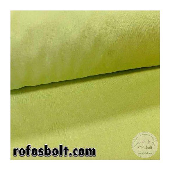 Pisztácia zöld egyszínű pamutvászon 1387 (ME3082)