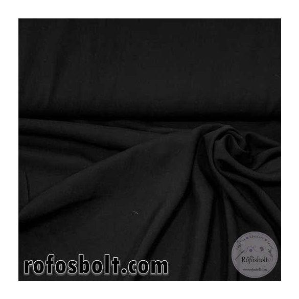 Fekete egyszínű flokon (ME3219)
