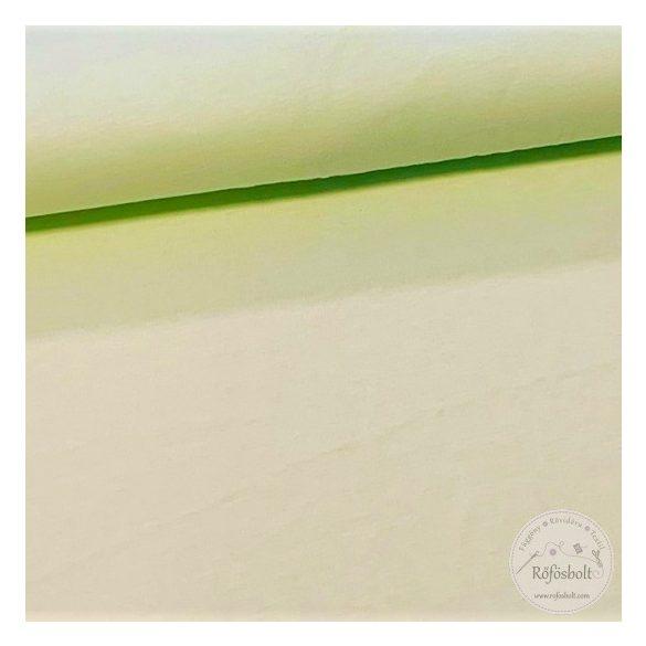 H. zöld pamut jersey (ME3252)