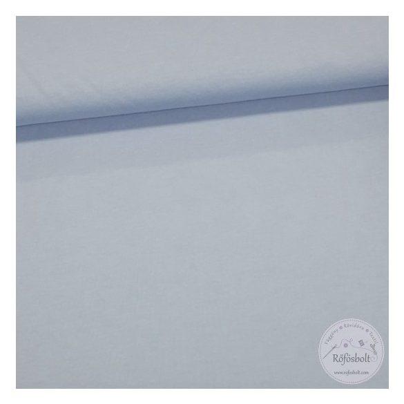 Halvány kék 160 cm sz. pamut jersey (ME3253)