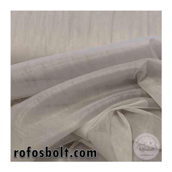 Ezüst szürke fátyol tüll (ME3480)
