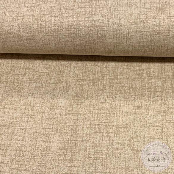Natúr cirmos mintás dekortextil (ME3568)