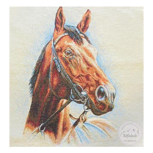 Lovas 47*47 cm-es textil panel (ME3639)