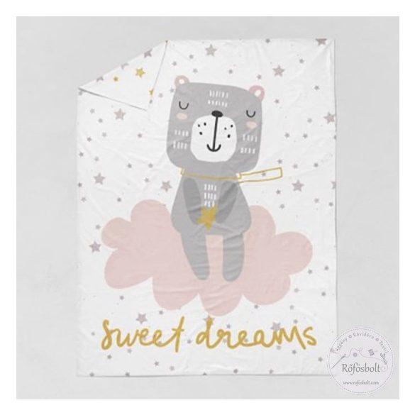 Sweet Dreams macis takaró panel 75*100 cm-es (ME3648)