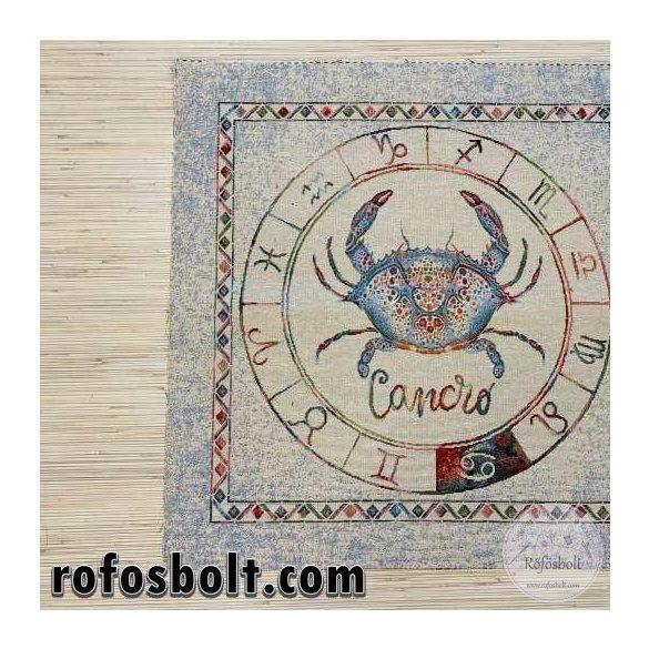 Horoszkópos textil panel 47*47 cm: Cancro (Rák 06.22.-07.22.) ME3694