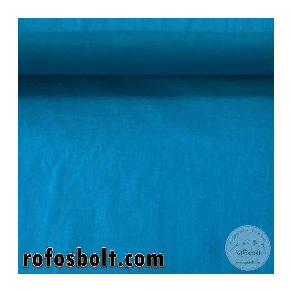 Mosaic blue egyszínű pamutvászon (1845185) (ME4093)