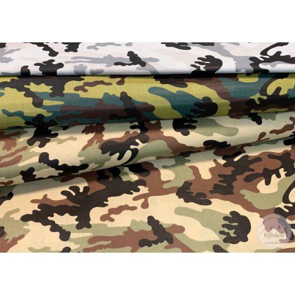 Terepmintás (Alaszka) pamutvászon (ME4216)