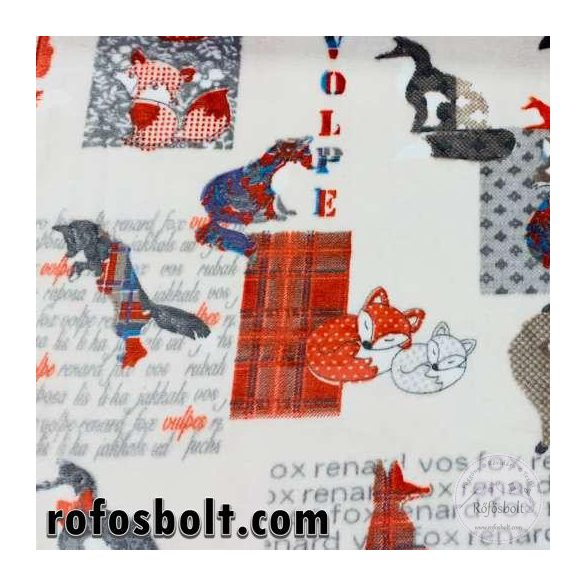 Foxes wellsoft (ME4241)
