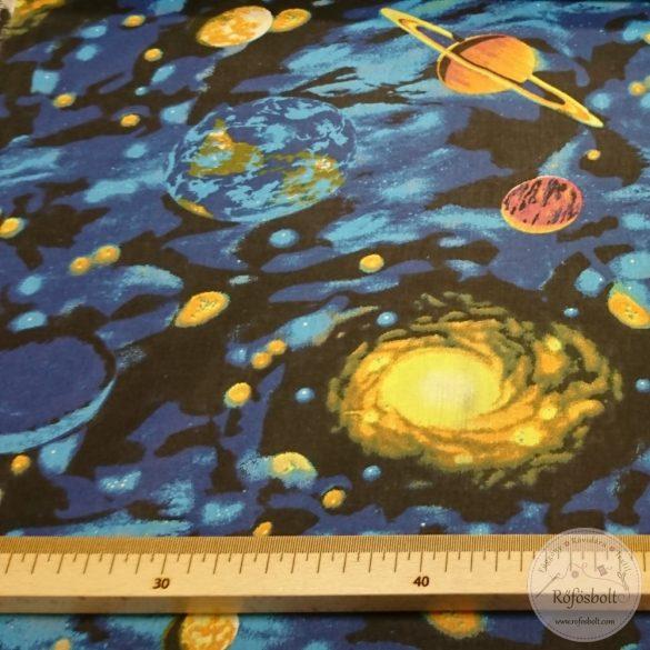 Planéták pamutvászon (ME4354) (15295)