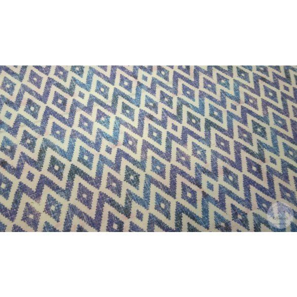 Kék lila indián mintás dekortexil (ME4408)