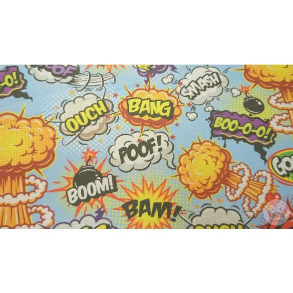 Bam Bang Love bombás dekortextil (ME4411)