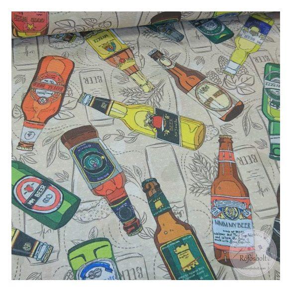 Mmm...my beer sörösüveges dekortextil (ME4447)