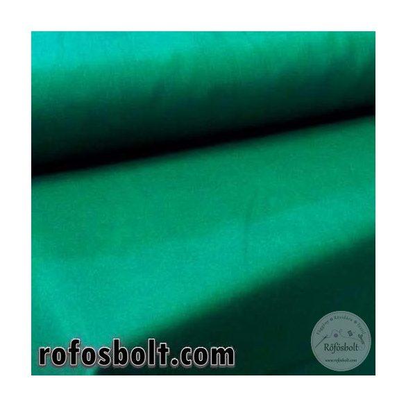 Pamutvászon: sötét zöld egyszínű (pine green) (ME537)