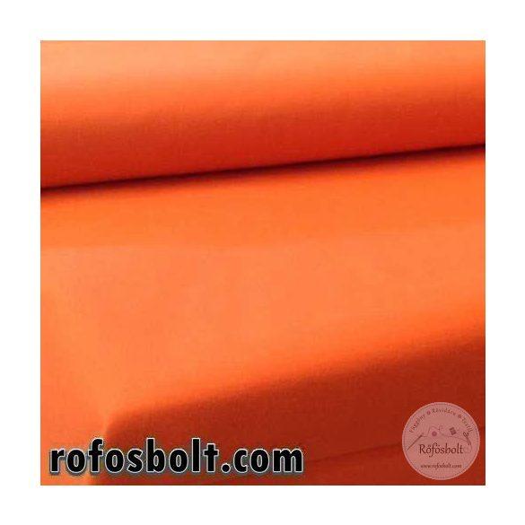 Pamutvászon: narancs egyszínű 1356 (ME541)