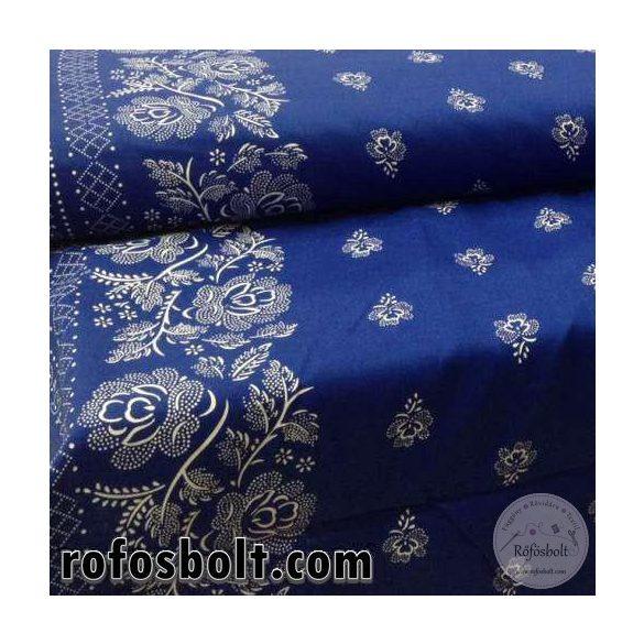 Kék bordűrös kékfestő (ME643)