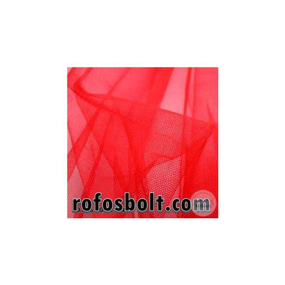 Piros tüll (ME660)