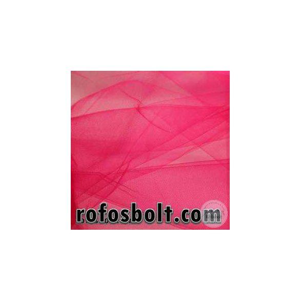 Rikító pink tüll (ME661)
