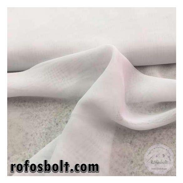 Fehér muszlin (ME871)