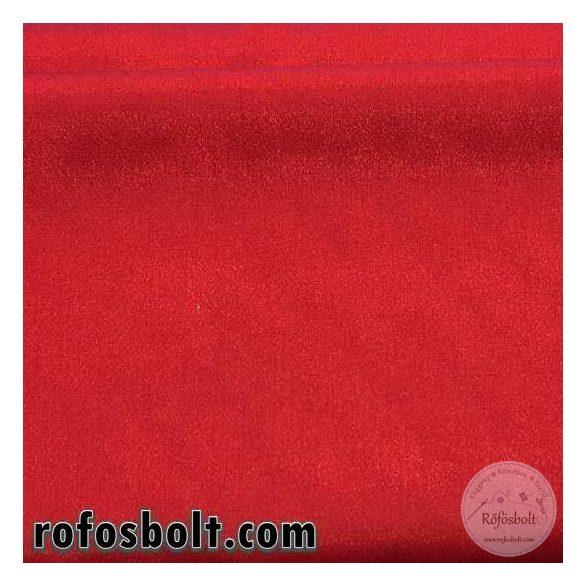 Szatén: piros (ME999)
