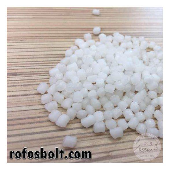 Műanyag granulátum 1 kg-os kiszerelés