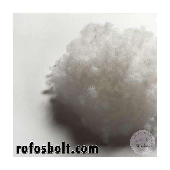 Mosható műszálgolyó tömőanyag