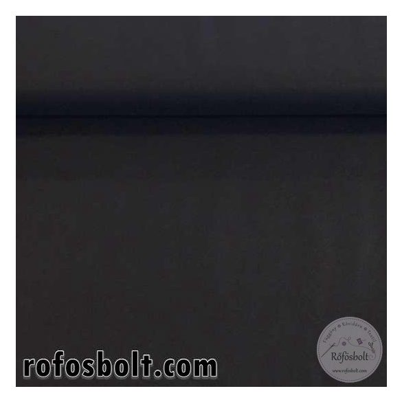 Polyfilc: fekete (36)