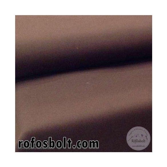 Könnyű esésű árnyékoló: sötét barna panama (BROWN)
