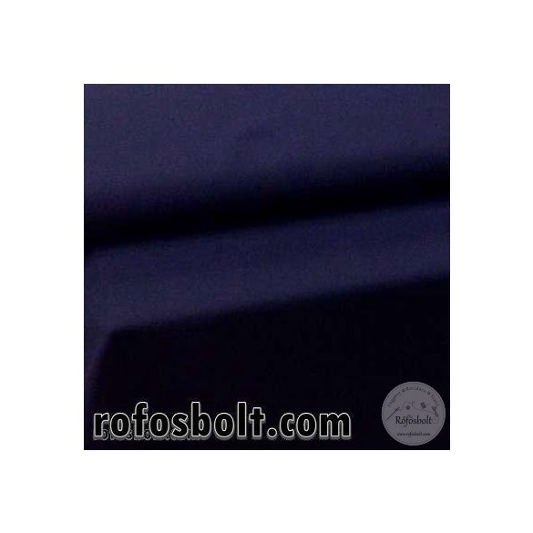 Könnyű esésű árnyékoló: sötétkék panama (DARK BLUE)