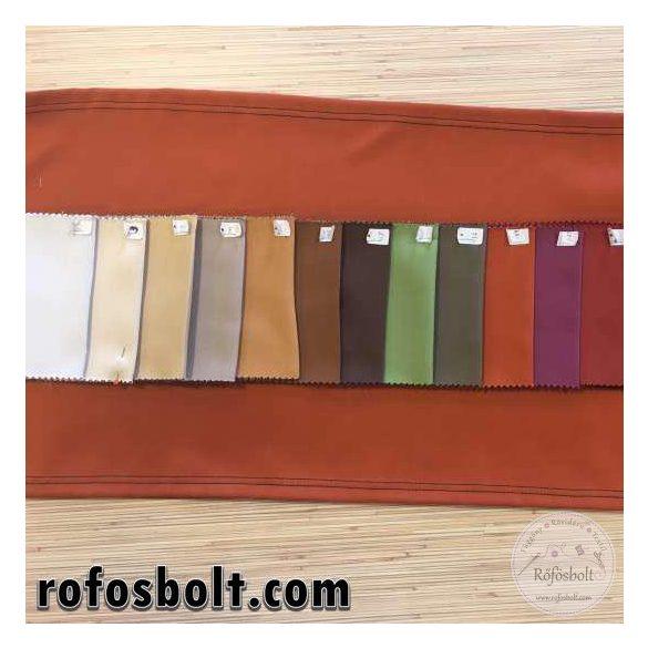Egyszínű GLO Blackout függöny anyag: vaj (#3)