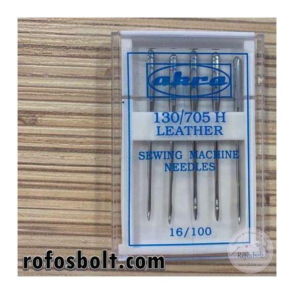 Háztartási varrógéptű: bőr varró (16/100) 5 db-os szett